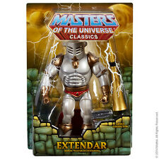 MOTUC Extendar Masters of the Universe Classics 2014 He-Man Club Eternia She-Ra