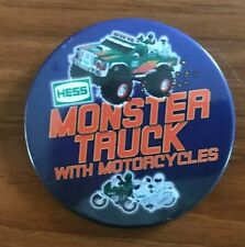 Hess 2007 Monster Truck Pin