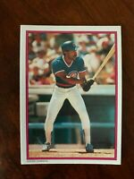1988 Topps Glossy Send-Ins # 1 - Andre Dawson, Chicago Cubs - HOF