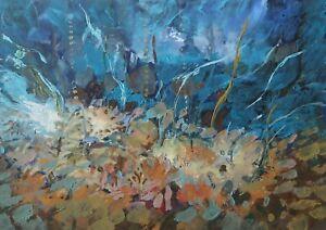 James Carlisle - 1937-2019 - Under the sea