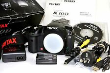 PENTAX K10D DIGITAL SLR CAMERA (BODY ONLY) **NEW CONDITION**ONLY TAKE UNDER 2K