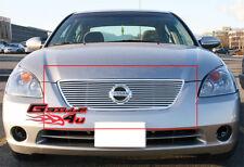 Fits 2002-2004 Nissan Altima Main Upper Chrome Perimeter Grille Insert