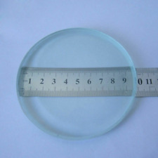 Diameter 100mm Large K9 Optical Glass Focal Length 150mm Double Concave Lens 2PC