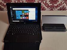 Dell Latitude bon marché 2 à 1 Ordinateur Portable/Tablette 64 Go Windows 10, Sim Slot, Webcam HDMI