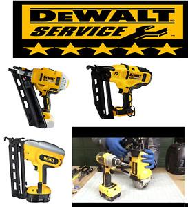 DEWALT NAILGUN + PIN GUN SERVICE AND REPAIRS DC618 DCN660 DCN690 DCN692 DCN695