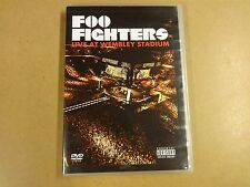 MUSIC DVD / FOO FIGHTERS - LIVE AT WEMBLEY STADIUM