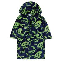Boys Dressing Gown Dinosaur Style 2-3 Years to 5-6 Years SPECIAL OFFER