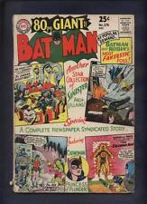Batman Comics 176 dc silver age 80 pg Giant Joker Catwoman Penguin Mr Freeze