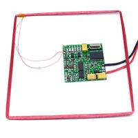 134.2K AGV RFID Long Range Animal Tag Embed Reader Module TTL FDX-B ISO11784/85
