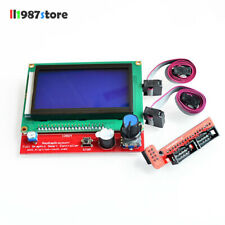 New RAMPS1.4 12864 LCD Control Panel Display For 3D Printer Smart Controller