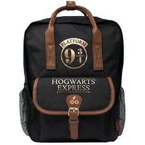 HARRY POTTER HOGWARTS EXPRESS PREMIUM BACKPACK BLACK - HARRY POTTER GIFTS