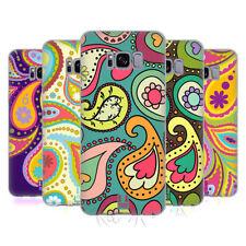 Housses et coques anti-chocs Samsung Galaxy S8 pour téléphone mobile et assistant personnel (PDA) à motifs