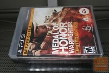 Medal of Honor: Warfighter LE + Steelbook Bundle (PlayStation 3, PS3) BRAND-NEW!