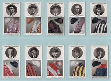 Cig Cards - Steeplechase Trainers & Owners Colours (Ogdens Ltd.) - Complete Set