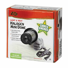 Zilla Mini Halogen Reptile Dome Heat Lamp