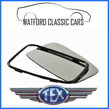 MGB  MG Midget, Mini , Triumph , Austin Morris OE replacement door mirror glass