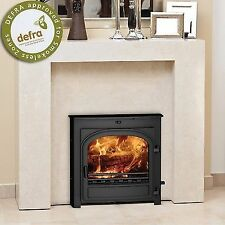 Hunter Telford 20b Inset Stove Boiler Model Multi Fuel Wood Burning Fire