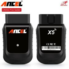 Ancel X5 Professional Wifi Full system OBD2 Car Diagnostic Tool Automotive Scan