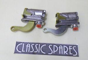 MG MAGNETTE ZA ZB 1953-1958 NEW REAR BRAKE WHEEL CYLINDERS PAIR (D87)