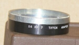 Tiffen Series 7 56 MR 7 Screw-In Adapter with Retaining Ring