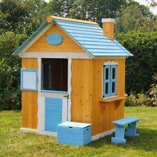 Kinderspielhaus | Ebay Spielhaus Im Garten Kinderspielhaus Holz