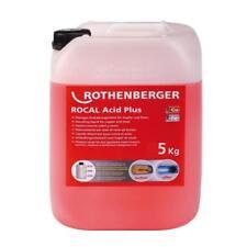 Rothenberger Entkalkungsmittel Chemie Enkalkungskonzentrat ROCAL Acid Plus 5 kg
