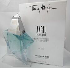 ANGEL AQUA CHIC by Thierry Mugler for Women Spray Eau de Toilette 1.7 oz Tester