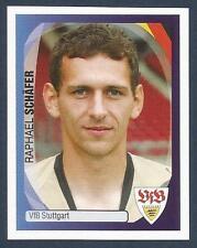 PANINI UEFA CHAMPIONS LEAGUE 2007-08- #418-VfB STUTTGART-RAPHAEL SCHAFER