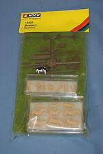 NOCH 15627 Farm set Figures sets & extra's  Un-build KIT HO