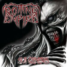 "Rotting Empire ""Sui Generis""  CD [BAVARIAN OLD SCHOOL DEATH METAL]"