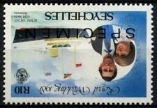 Seychelles 1981 SG#509aw 10R Royal Wedding Optd Specimen MNH Wmk Inverted#D66986