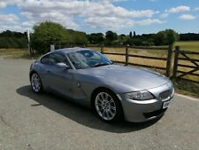 BMW Z4 Coupe 3.0 si manual, Metallic Silver