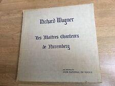 Box Richard Wagner Les Maitres Chanteurs de Nuremberg Rudolf Kempe *