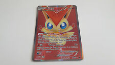 VICTINI FULL ART 60PV 98/101 CARTE POKEMON