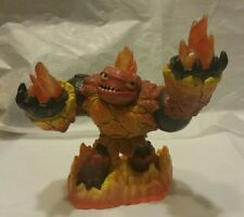 2012 Activision Skylanders Giants Hot Head Giant Fire Action Figure Loose Used