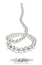 Exotic Collection Wrap Cuff Bracelet Silver Bohemian Gypsy Elegant Evening Wear