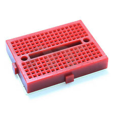 [1x] Breadboard 170 Tie Point Mini Prototype PCB Solderless With Hole +Jumper Wi