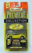 Matchbox CORVETTE STINGRAY 3 Premier Colección Die-cast MOC COMPLETO 1995