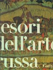 TESORI DELL'ARTE RUSSA  AA.VV. GARZANTI 1966
