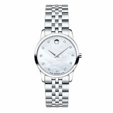 Movado 0606612 Women's Museum Silver Quartz Watch