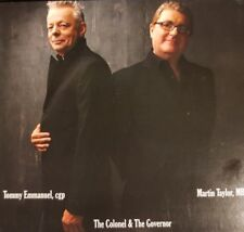 MARTIN TAYLOR/TOMMY EMMANUEL - THE COLONEL & THE GOVERNOR [DIGIPAK] * USED - VER