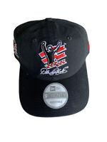 Dale Earnhardt Black New Era Hat Cap Nascar Adjustable | Brand New W Tag