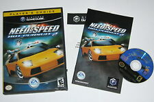 Need for Speed: Hot Pursuit 2 (Nintendo GameCube) CIB Complete