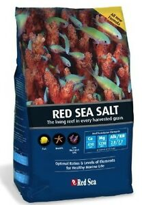 Red Sea Salt 4kg make 120L Seawater Marine Reef Aquarium Fast StarTrack Delivery