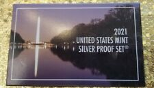 2021 US Mint Silver Proof Set   << Free Shipping >>