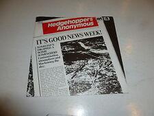 "HEDGEHOPPERS ANONYMOUS - It's Good News Week - 1965 UK 2-track 7"" vinyl EP"