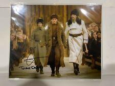 "Tolga safer - Harry Potter Autograph - 10"" x 8"" Mounted"