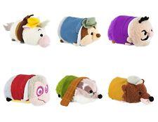 "NEW Authentic Disney Parks Mr Toad's Wild Ride Set of 6 Tsum Tsum Mini 3.5"""