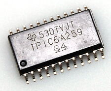 tpic6a259 SMD 24soic 8bit addressable latch