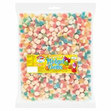 Buddies Sugared Midget Gems Fruit Flavour Sweets 1.5kg Bag ideal for Parties